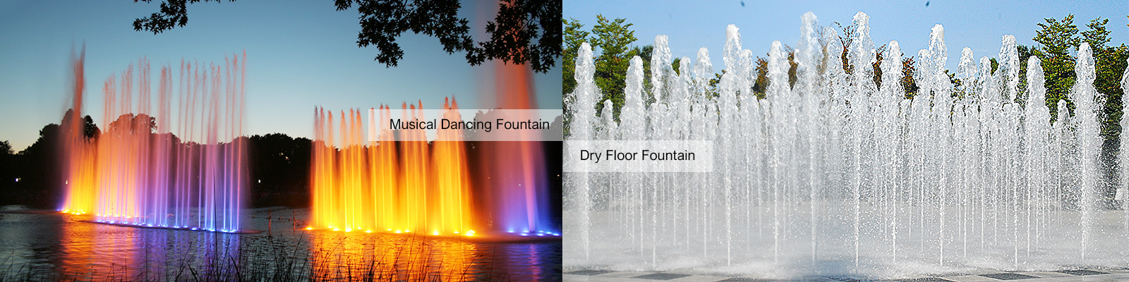 China best Musical Water Fountain on sales